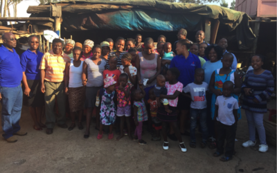 Total Member Involvement in Action – L&J Informal Settlement