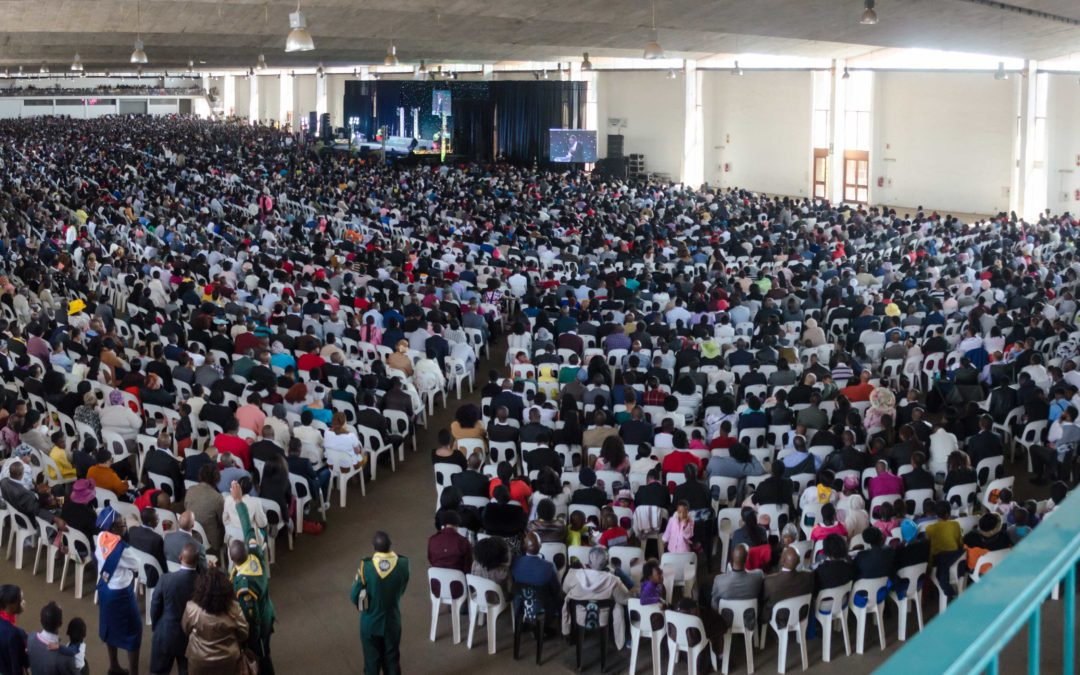 Gauteng 2018: Sharing Hope and Healing