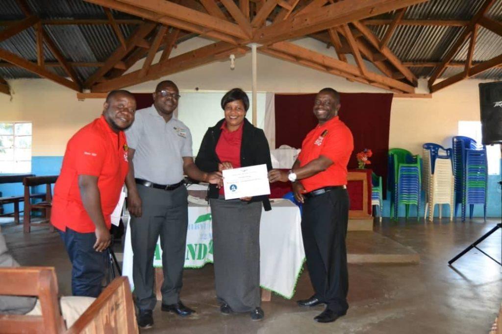 Kasungu Central Seventh-day Adventist Church Entrepreneurship training